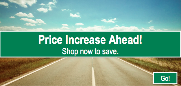 Beat the Price Increase