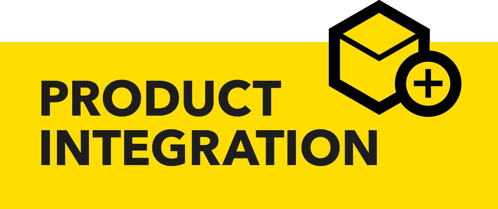 Product Integration